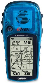 Etrex Legend GPS System