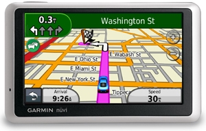 Nuvi 1350t, Text To Speech, 4.3 Inch Widescreen, Lifetime Traffic, Lane Assist, Ultra Thin, Automotive GPS (Factory Refurbished) *FREE SHIPPING*