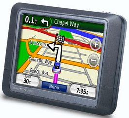 Nuvi 255, Text To Speech, Portable Automotive GPS *FREE SHIPPING*