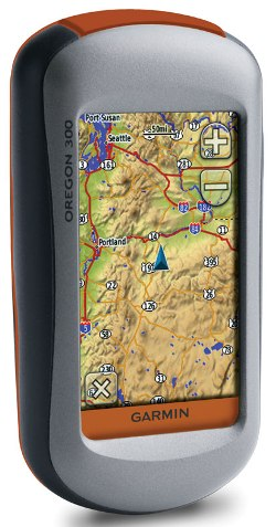 Oregon 300, Handheld Mapping GPS Receiver W/ Built-In Worldwide Basemap *FREE SHIPPING*
