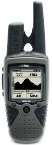 Rino 130, Two Way Radio,GPS