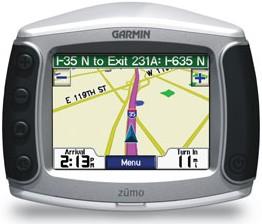 Zumo 550 Motorcycle GPS Navigation System *FREE SHIPPING*