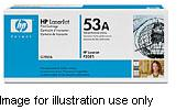 Compatible HP Q7553a Black Print Cartridge  *FREE SHIPPING*