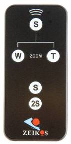 ZE-RC-6 Wireless Remote Control For Select EOS Digital SLR Cameras