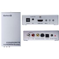 Gtv-Compsvid-2-Hdmis Tv Composite To Hdmi Scaler