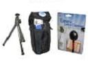 Deluxe Digital Camera Accessory Kit