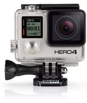 HERO4 Camera - Black *FREE SHIPPING*
