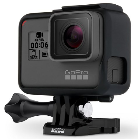 HERO6 Action Camera - Black *FREE SHIPPING*