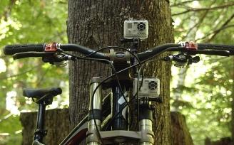 Grh30 Ride Hero Bar Mount For HD Hero Digital Cameras