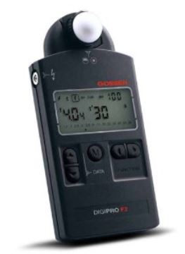 Digipro F2 Flash & Ambient Light Meter *FREE SHIPPING*