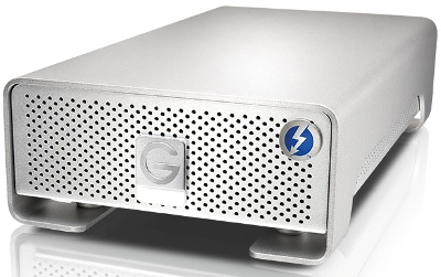 6TB G-DRIVE with Thunderbolt and USB 3.0 External Drive *FREE SHIPPING*