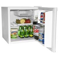 1.7 Cu Ft Refrigerator With Freezer