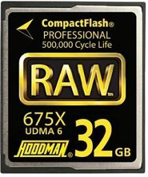 32GB 675X 100Mb/s UDMA RAW Compact Flash Memory Card *FREE SHIPPING*