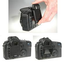 H-20d Flipup Cap-Hood For Canon EOS 10d & 20d  *FREE SHIPPING*