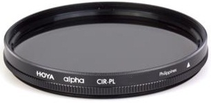 Alpha 62mm Circular Polarizer Filter *FREE SHIPPING*