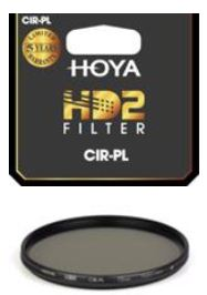 37mm HD2 High Definition Multi-Coated Low Profile Circular Polarizing Digital Filter *FREE SHIPPING*