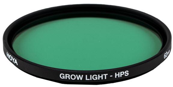 62mm Grow Light HPS w/49, 52 & 58mm Step-Up Rings Kit *FREE SHIPPING*