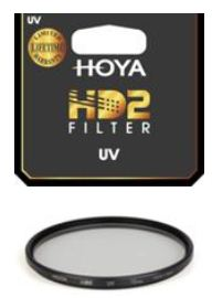 55mm HD2 High Definition Multi-Coated Low Profile UV Filter *FREE SHIPPING*