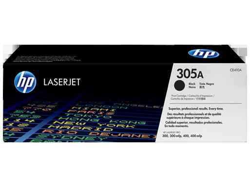 305A Black LaserJet Toner Cartridge