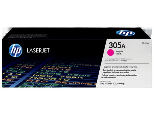 305A Magenta LaserJet Toner Cartridge
