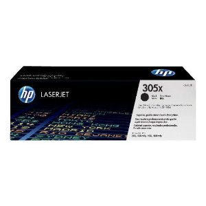 305X Black LaserJet Toner Cartridge (4000 Pages)