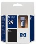29 Inkjet Print Cartridge, Black (Yield: 650 Pages)