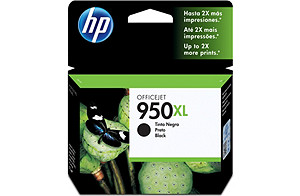 950XL Black Officejet Ink Cartridge