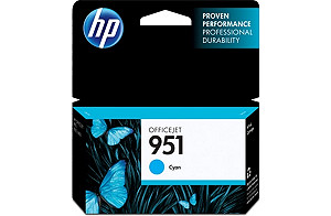 951 Cyan Officejet Ink Cartridge