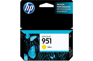951 Yellow Officejet Ink Cartridge