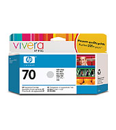 70 130-Ml Light Gray Ink Cartridge