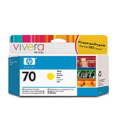 70 130-Ml Yellow Ink Cartridge