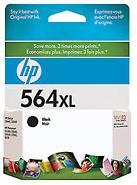 564xl Black Inkjet Print Cartridge