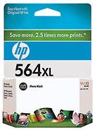564xl Photo Black Ink Cartridge (Yield: 290 Pages)