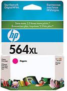 564xl Magenta Ink Cartridge (Yield: 750 Pages)