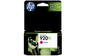 920xl Magenta Officejet Ink Cartridge (Yield: 700 Pages)