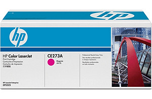 Color LaserJet CE270A Magenta Print Cartridge (yield: 13,000 pages)