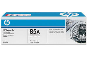 85A Black Toner cartridge  (Yield 1,6000 Pages)