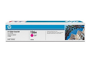 126A Magenta LaserJet Print Cartridge (yield: 1,000 pages)