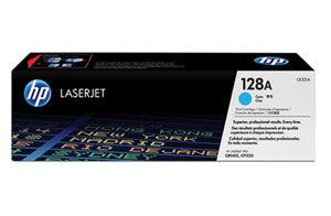 128A Cyan LaserJet Print Cartridge (yield: 1,300 pages)