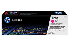 128A Magenta LaserJet Print Cartridge (yield: 1,300 pages)