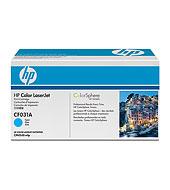 HP 646A Cyan LaserJet Toner Cartridge (yield: 12,500 standard pages)