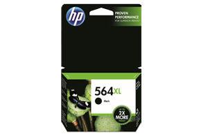 564XL Black Inkjet Print Cartridge ( yield: approx. 550 pages)