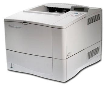 Laserjet 4100n Laser Printer (Reconditioned)