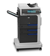 CM4540f Color LaserJet Enterprise MFP