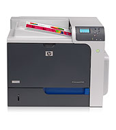 Color LaserJet Enterprise CP4525dn printer
