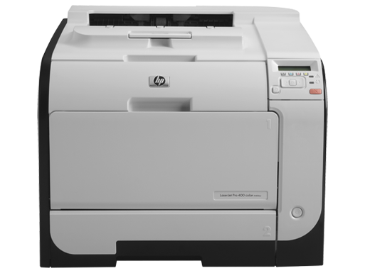 LaserJet Pro 400 Color Printer M451NW