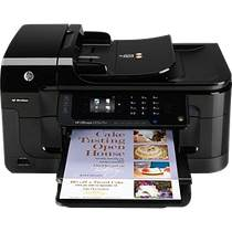 Officejet 6500A Plus e-All-in-One Printer  - E710n