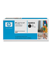Color Laserjet Q6000a Black Print Cartridge