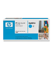 Color Laserjet Q6001a Cyan Print Cartridge