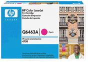 Q6463a Toner Cartridge, 12000 Page-Yield, Magenta